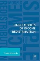 Simple Models of Income Redistribution
