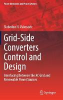 Grid-Side Converters Control and...