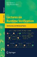 Lectures on Runtime Verification:...