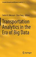 Transportation Analytics in the Era ...