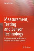 Measurement, Testing and Sensor...