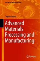 Advanced Materials Processing and...