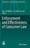 Enforcement and Effectiveness of...