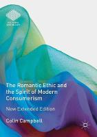 The Romantic Ethic and the Spirit of...
