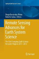 Remote Sensing Advances for Earth...