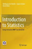 Introduction to Statistics: Using...