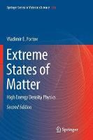 Extreme States of Matter: High Energy...