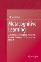 Metacognitive Learning: Advancing...