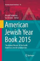 American Jewish Year Book 2015: The...