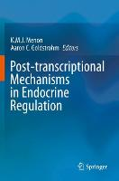 Post-Transcriptional Mechanisms in...