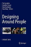 Designing Around People: Cwuaat 2016