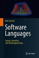 Software Languages: Syntax, ...