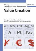 Value Creation: Atrategies for the...