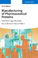 Manufacturing of Pharmaceutical...