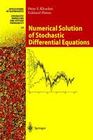 Numerical Solution of Stochastic...