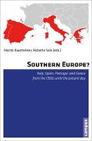 Southern Europe?: Italy, Spain,...