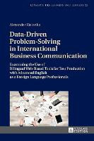 Data-Driven Problem-Solving in...