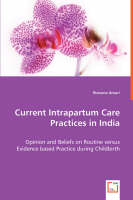 Current Intrapartum Care Practices in...