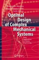 Optimal Design of Complex Mechanical...