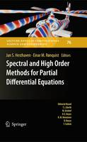 Spectral and High Order Methods for...