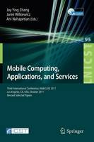 Mobile Computing, Applications, and...