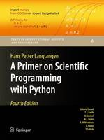 A Primer on Scientific Programming...