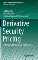 Derivative Security Pricing:...