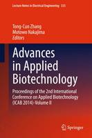 Advances in Applied Biotechnology:...