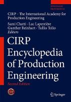 CIRP Encyclopedia of Production...