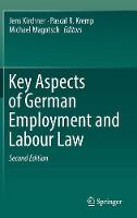 Key Aspects of German Employment and...