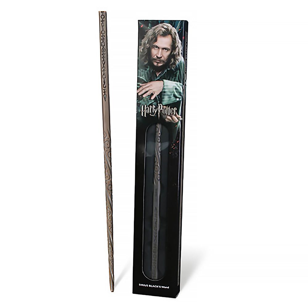 Sirius Black Wand (window Box)