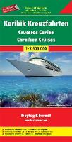 Caribbean Cruise Map: FB.098