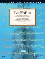 La Follia: The 25 Most Beautiful...