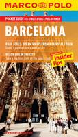 Barcelona Marco Polo Pocket Guide