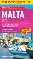 Malta & Gozo Marco Polo Pocket Guide