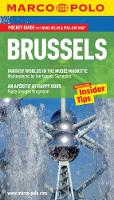 Brussels Marco Polo Guide