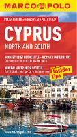 Cyprus North and South Marco Polo Guide