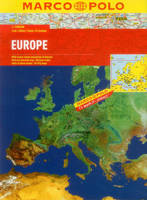 Europe Marco Polo Atlas