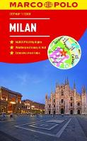 Milan Marco Polo City Map 2018 -...