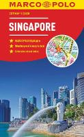 Singapore Marco Polo City Map 2018 -...