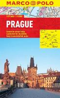 Prague Marco Polo  City Map