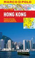 Hong Kong Marco Polo City Map