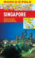 Singapore Marco Polo City Map