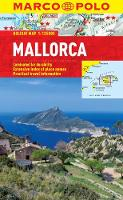 Mallorca Marco Polo Holiday Map
