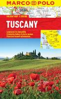 Tuscany Marco Polo Holiday Map