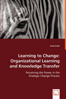 Learning to Change: Organizational...