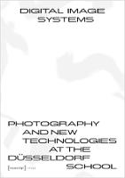 Digital Image Systems: Photography ...