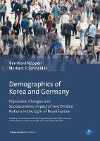 Demographics of Korea and Germany