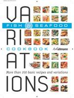 Variations Cookbook: Fish & Seafood