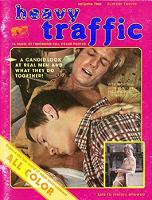 Heavy Traffic Vintage Porn Covers
